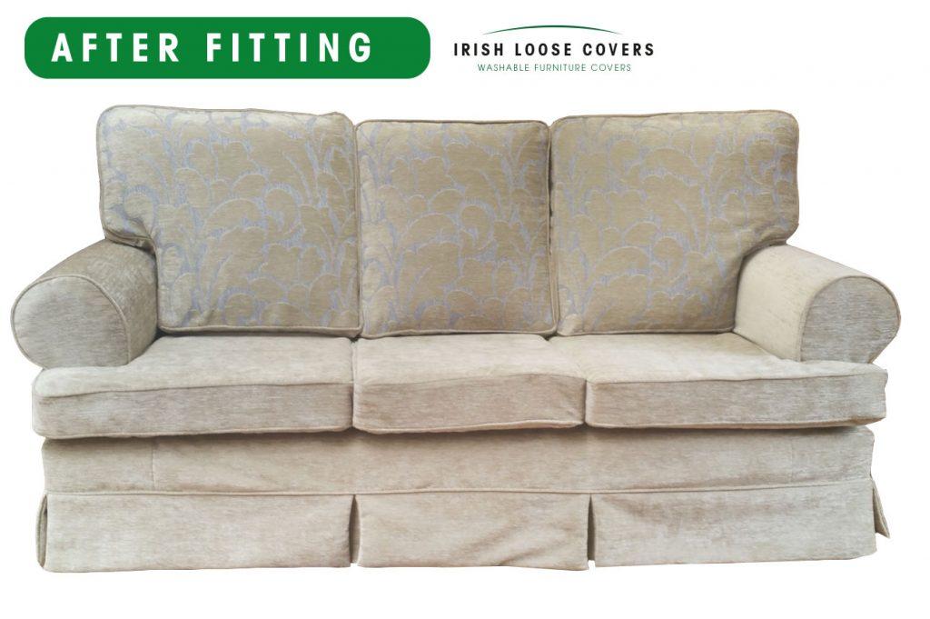 Sofas loose covers refil sofa for Loose covers for sofa elegant motif